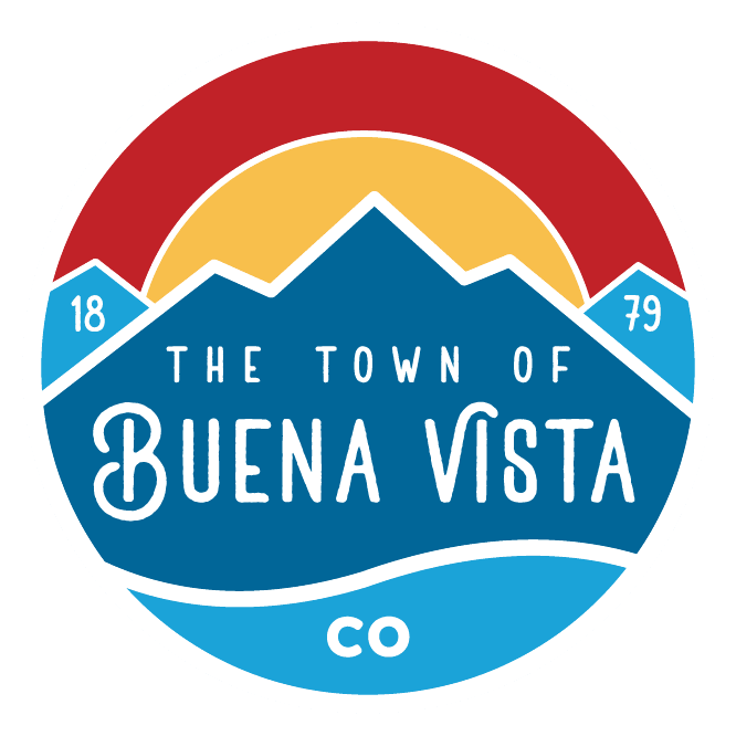 The Town of Buena Vista Colorado 1879